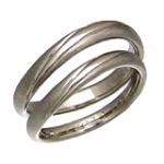 結婚指輪 オリジナル チタンマリッジリング