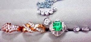 エメラルド,ダイヤモンド,リフォーム