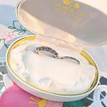 マリッジリング 交換指輪