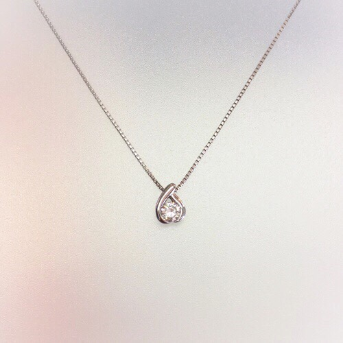 立爪ダイヤモンド指輪をリメイク