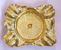 オーダー 純金灰皿