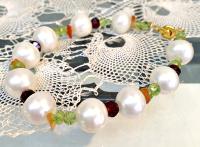 珠の形が珍しいパール