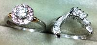 リフォームダイヤモンドリング