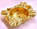 カスタムメイド 純金灰皿