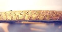 刀の鐔に純金
