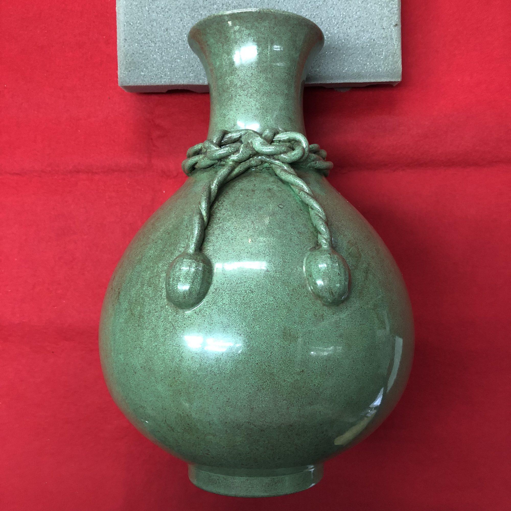 最拡大 大清乾隆年製緑釉花生 (2000×200)